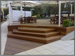 Pavimenti legno: pavimenti in legno per esterni, pavimenti per l'esterno, pavimenti di Stemar ...