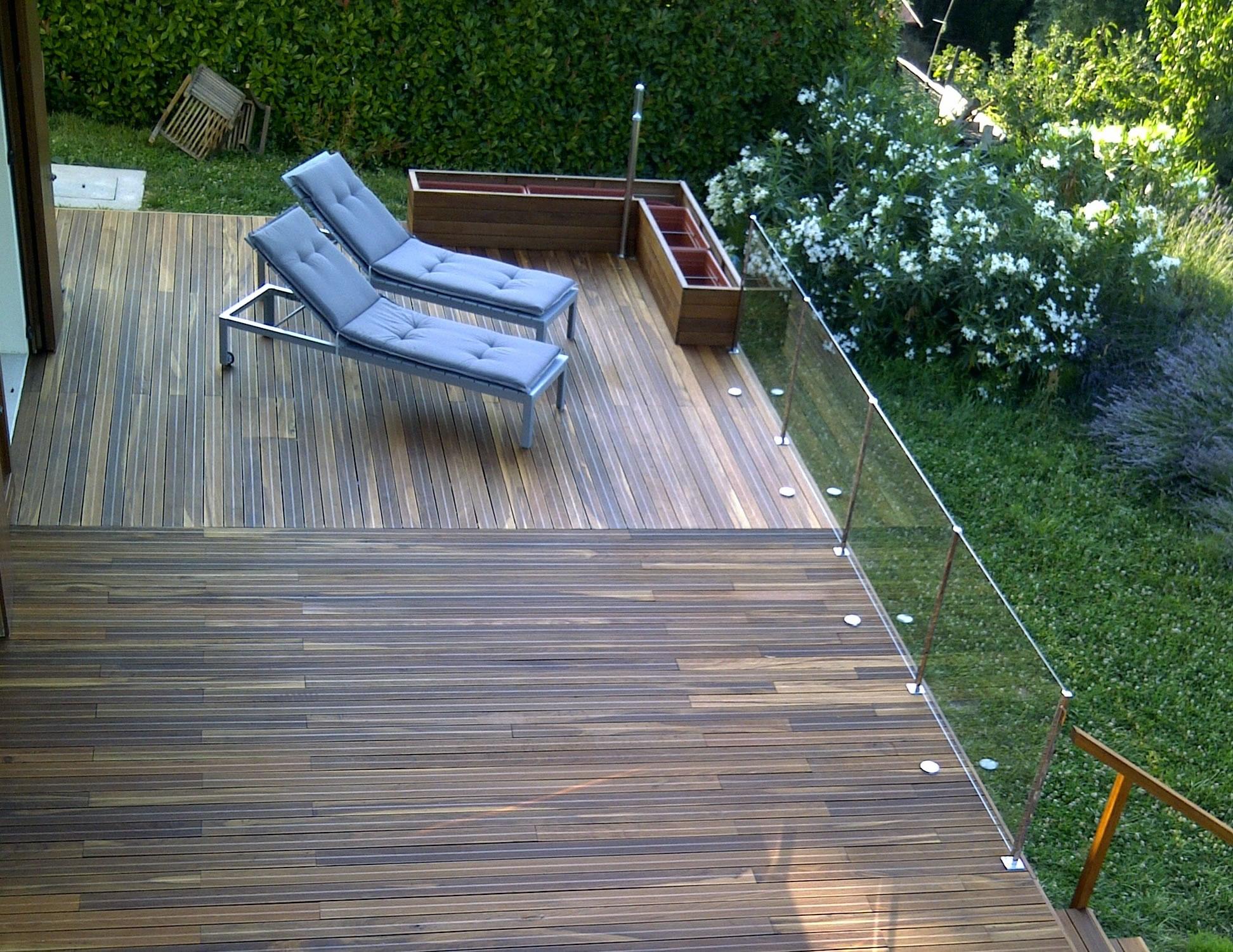 Scale in legno da esterno for Divanetto in legno per esterno